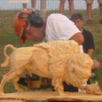 professional chainsaw artists